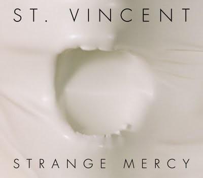 St. Vincent продвигает новый альбом в твиттере. Изображение № 1.