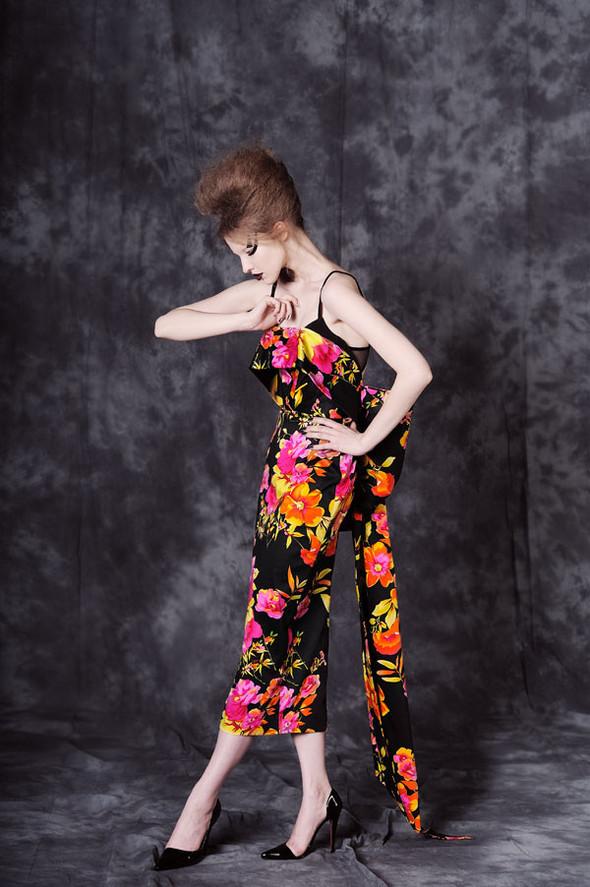 Фотограф: Aydan Kerimli; стиль: Bohemique; макияж: Андрей Шилков; волосы: Наталья Коваленкова; модель: Саша Лусс.. Изображение № 23.