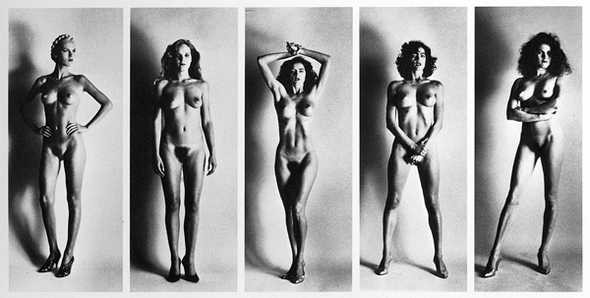 Helmut Newton-гурман женской плоти. Изображение № 13.