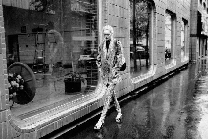 Lula, Harper's Bazaar и Vogue показали новые съемки. Изображение № 15.