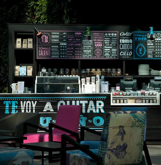 Место есть: Новые рестораны в главных городах мира. Изображение № 105.