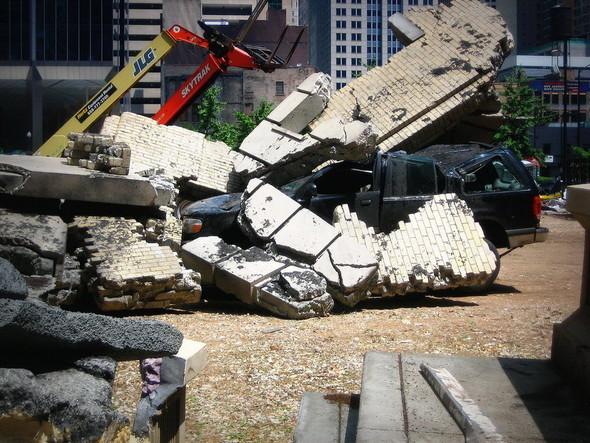 Съемки Трансформеров 3 в Чикаго. Изображение № 13.