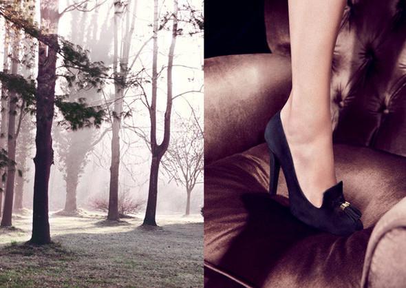 Кампании: Dior, Versace, Gucci и Burberry. Изображение № 17.