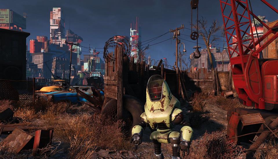 В чём главная проблема Fallout 4. Изображение № 2.