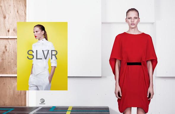 Кампания: Adidas SLVR SS 2012. Изображение № 3.