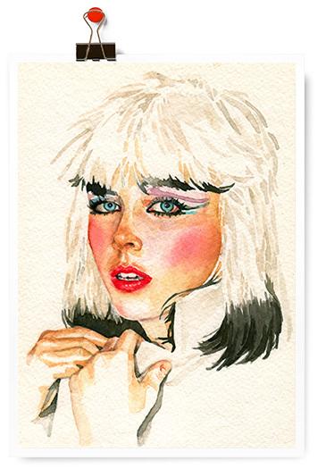 Иллюстратор Лиса Лева. Изображение № 1.