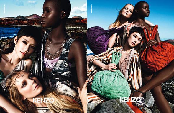 Изображение 17. Рекламные кампании: Yves Saint Laurent, Chanel и другие.. Изображение № 16.