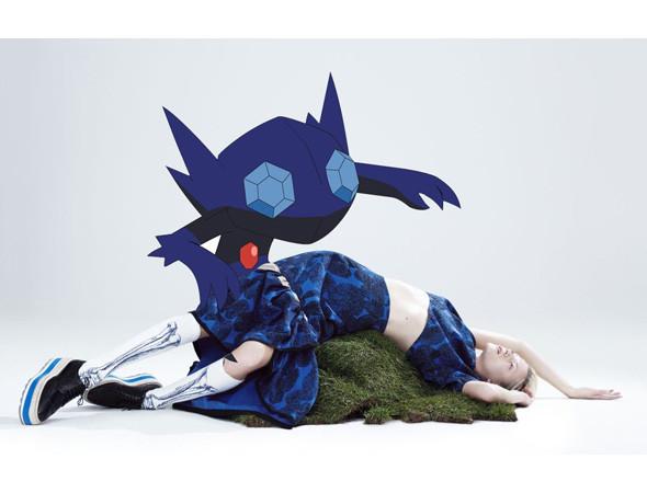 Фэшн-иллюстрация: Мода и покемоны. Изображение № 7.