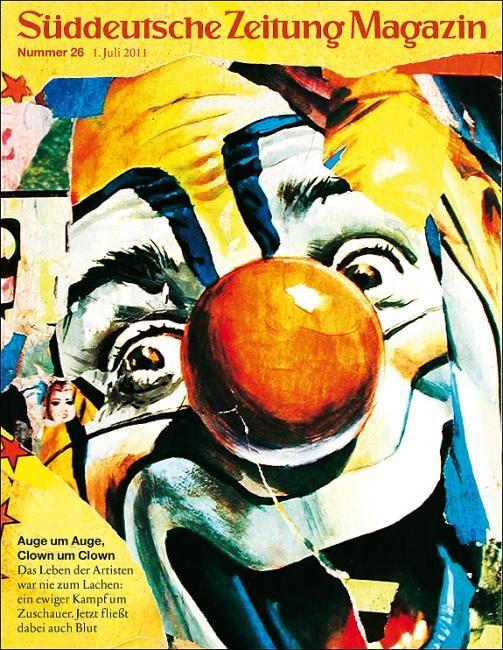 Самые красивые обложки журналов в 2011 году. Изображение № 96.