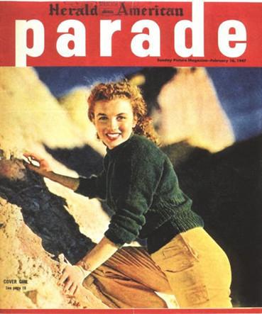 Изображение 41. Marilyn Monroe, pin-up girl.. Изображение № 28.