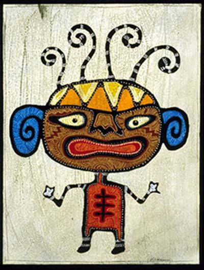 Визуальная мифология – Джоил Накамура. Изображение № 31.