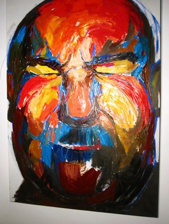 """Выставка в деталях: Молодые художники на """"Сегодня/Завтра"""". Изображение № 31."""