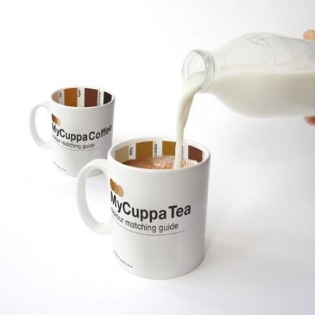 MyCuppa – особые чашки длялюбителей чаяикофе. Изображение № 2.
