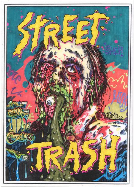 B-Movies: «Уличный мусор». Изображение № 11.