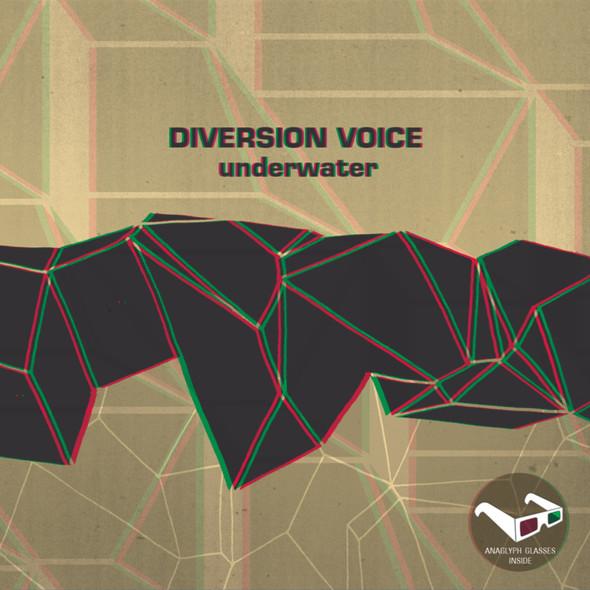 Стерео дизайн CD группы DIVERSION VOICE. Изображение № 1.
