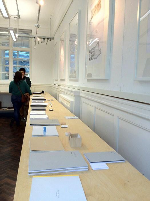 Работы лондонских студентов: Кингстонский университет. Изображение № 22.