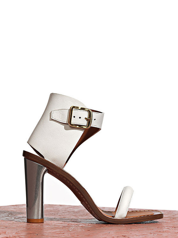Лукбук: Обувь Celine SS 2012. Изображение № 12.