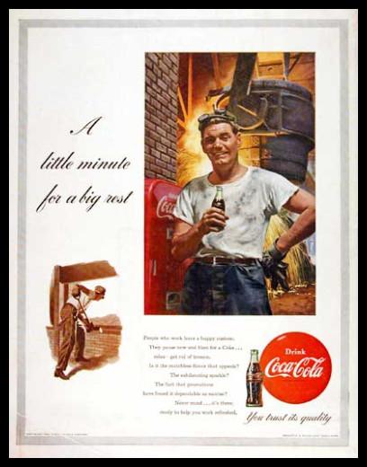 Изображение 54. Coca-cola – История бренда, история рекламы.. Изображение № 54.