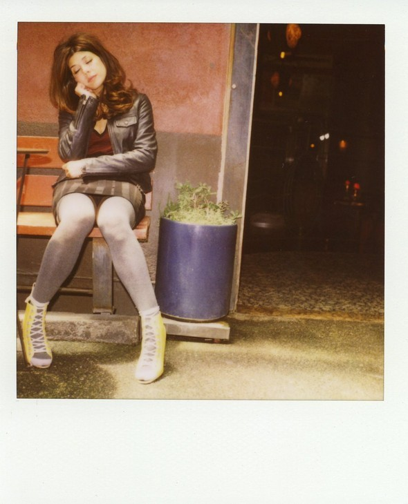Scott Sternberg, старый поляроид иголливудские актрисы. Изображение № 13.