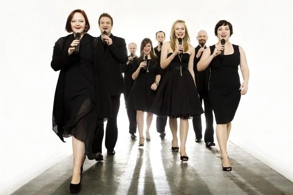 Изображение 3. The Swingle Singers.. Изображение № 2.