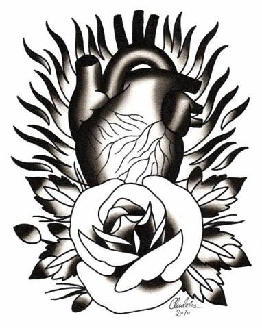 Tattoo Flash. Изображение № 25.