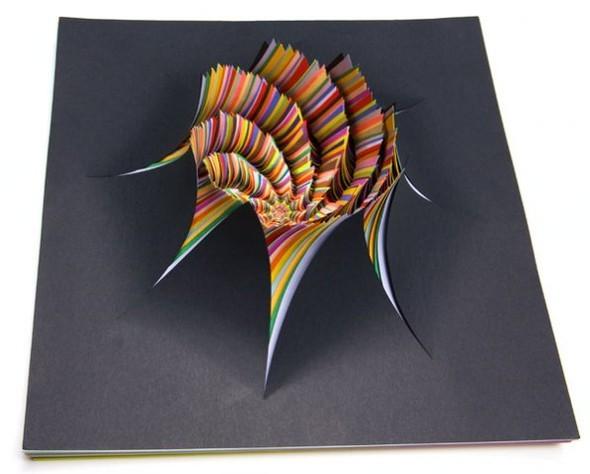 Бумажное искусство. Изображение № 26.