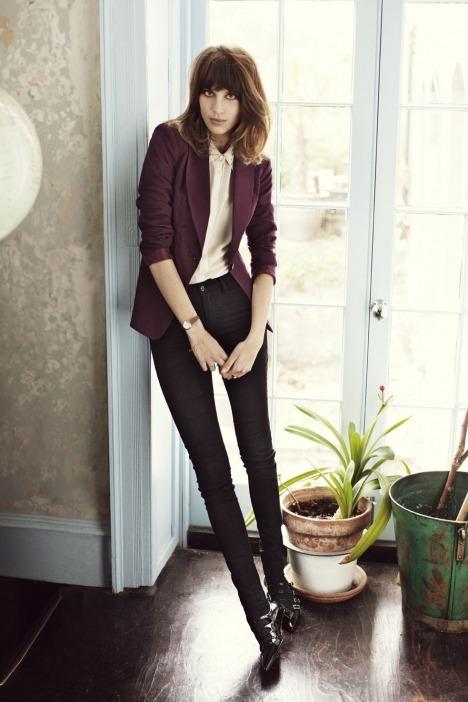 Лукбуки: H&M, Zara, Urban Outfitters и другие. Изображение №83.