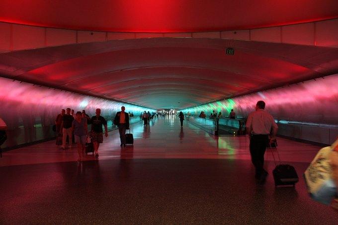Аэропорт в Детройте. Изображение № 1.