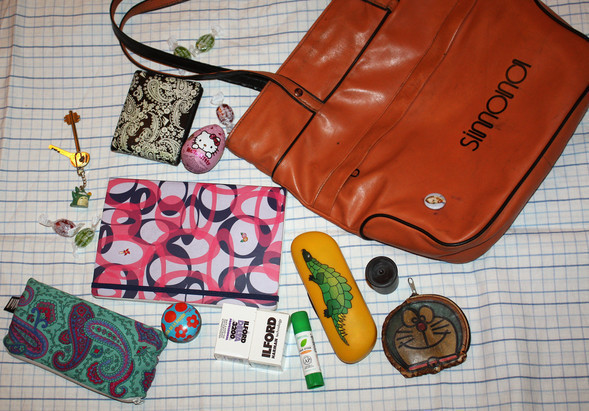 Look at Me: What's in your bag?. Изображение № 7.