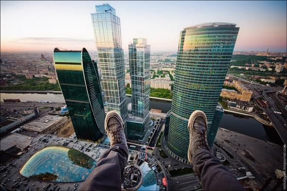 Покорители московских вершин. Изображение № 17.