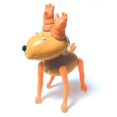 Игрушки изигрушек. Изображение № 4.