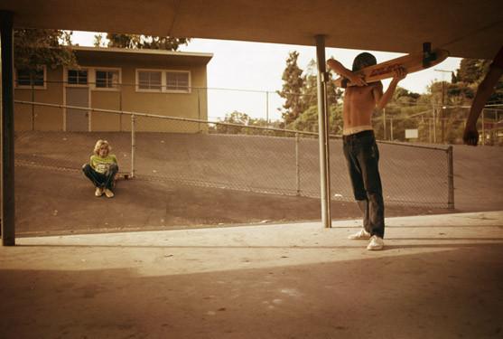 Hugh Holland. Скейтборд-хроники 70-х. Изображение № 28.