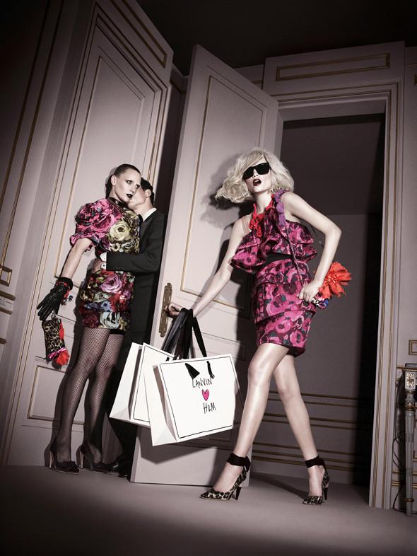 Коллекцию Lanvin для H&M показали полностью. Изображение № 5.