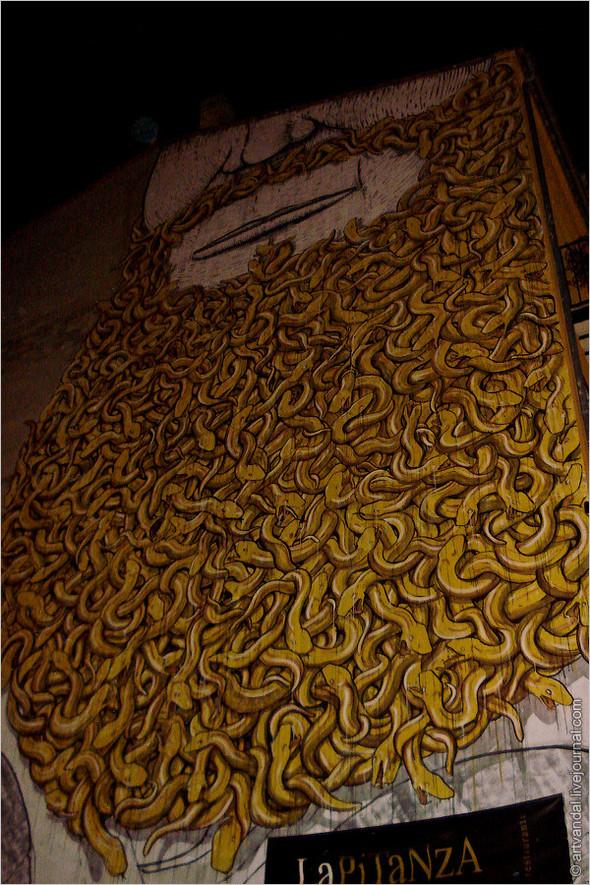 Стрит-арт и граффити Валенсии, Испания. Изображение № 2.