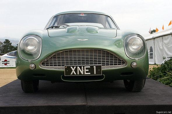 Aston Martin DB4 GTZagato. Изображение № 5.