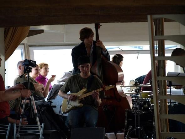 Вечер современного джаза: ансамбль JAZZPHIL Ф.Мещерякова в клубе JFC. Изображение № 1.