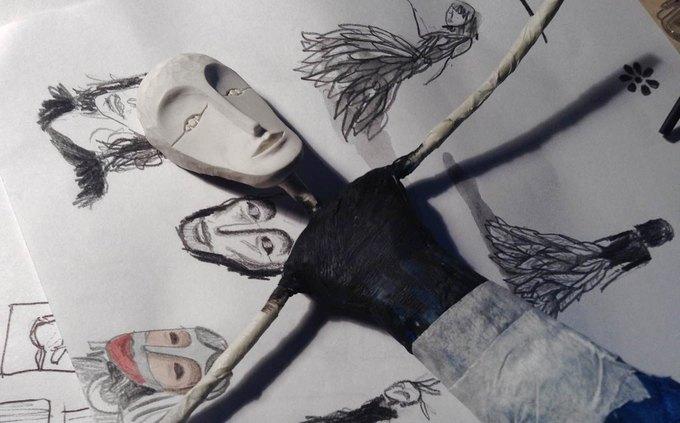 Видео: кукольная анимация под музыку James. Изображение № 5.