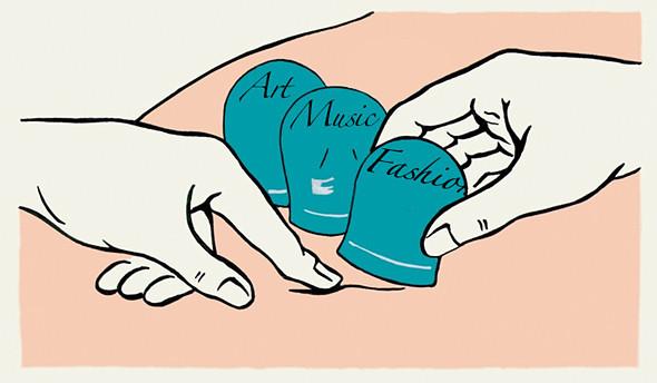 Колонка Тодда Харта: о том, как продавать искусство. Изображение № 2.