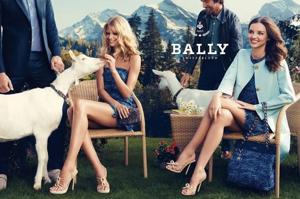 Кампания: Bally SS 2012. Изображение № 2.