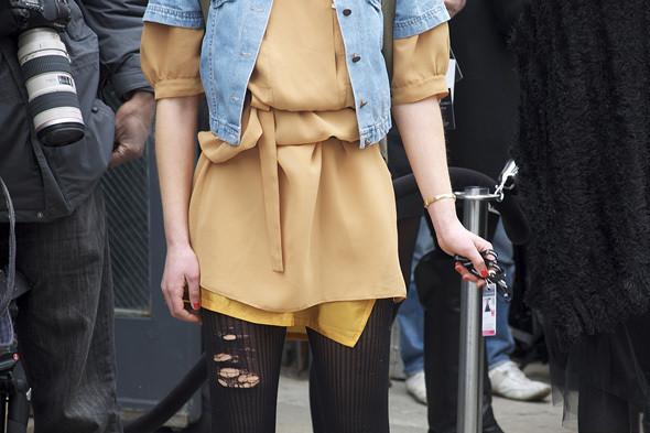 Изображение 10. Детали: New York Fashion Week.. Изображение № 1.