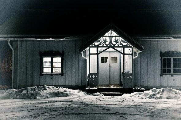 Отель Wreta ночью. Изображение № 19.