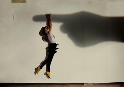 Фотографический проект «Shadow hands» отRuss иReyn. Изображение № 2.