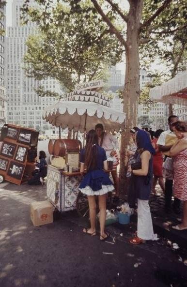 Хиппи-рынок в 70-е. Изображение № 6.