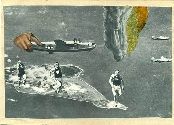 Изображение 25. Выставка: International Weird Collage Show.. Изображение № 25.