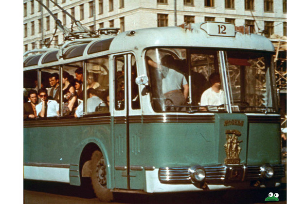 Первые троллейбусы. Изображение № 17.