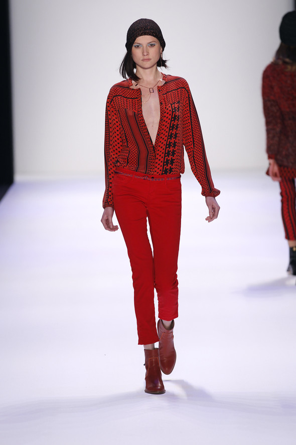 Berlin Fashion Week A/W 2012: Lala Berlin. Изображение № 28.