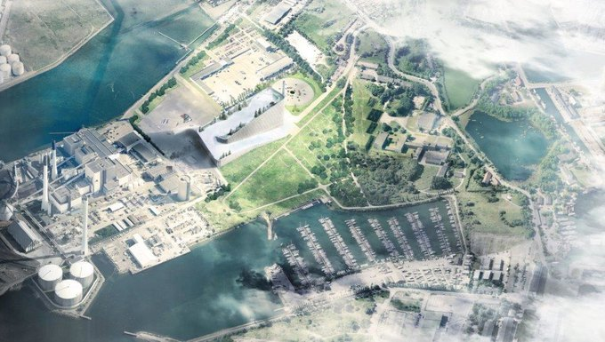 В Дании построят самый экологичный завод в мире. Изображение № 3.