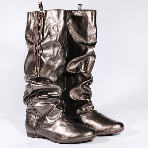 Коллекция женской обуви Roxy Осень-Зима 2010. Изображение № 8.