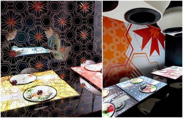 Место есть: Новые рестораны в главных городах мира. Изображение № 131.