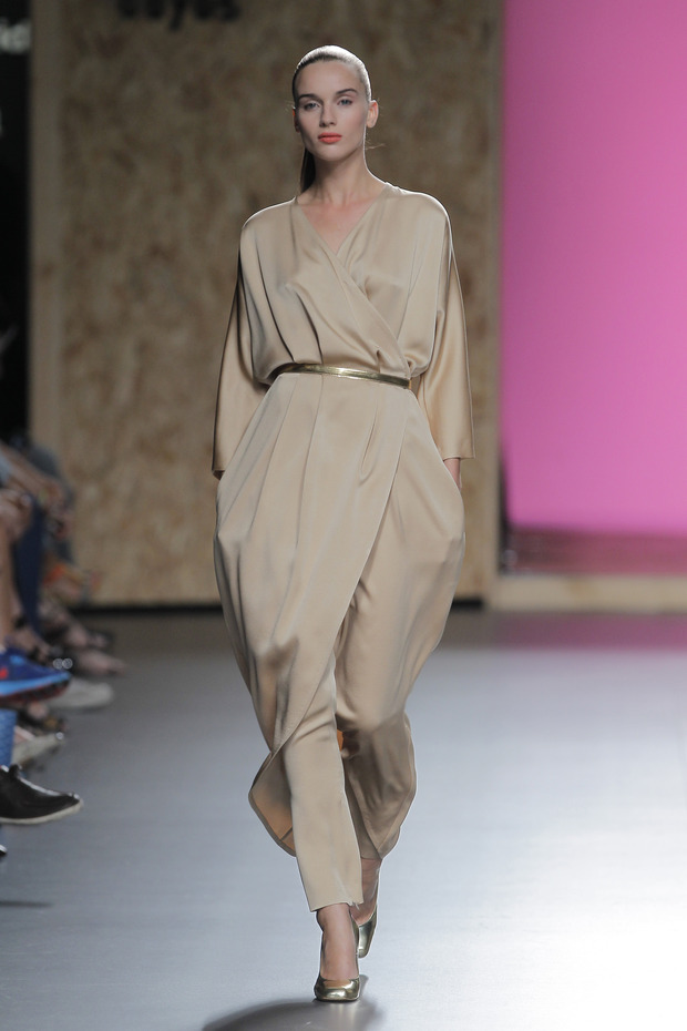 Madrid Fashion Week SS 2013: DUYOS. Изображение № 21.